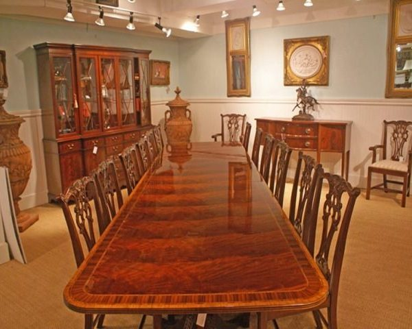 dining table large 14ft dining table leighton hall 14ft dining table