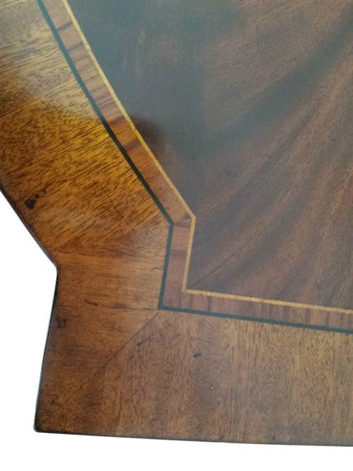 "Floor Sample, Leighton Hall Hepplewhite Style, Sideboard, 68""W"", Retail $6,000"