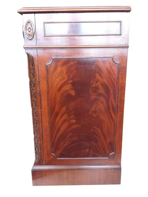 "Floor Sample, Leighton Hall Lateral Filing Cabinet, Mahogany,21""D x 42""W x 39""H, Retail $5000"