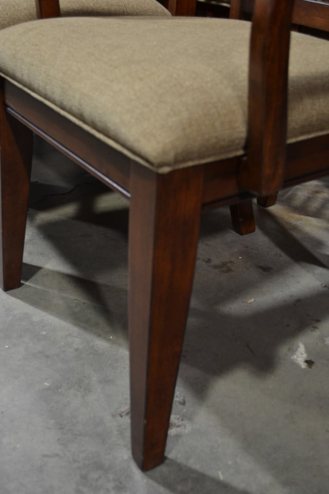 Armchairs, Dining Chairs, Drexel, Drexel Heritage, Drexel Heritage Chairs,  Set Of 6 Chairs, Side Chairs, Upholstered Chairs