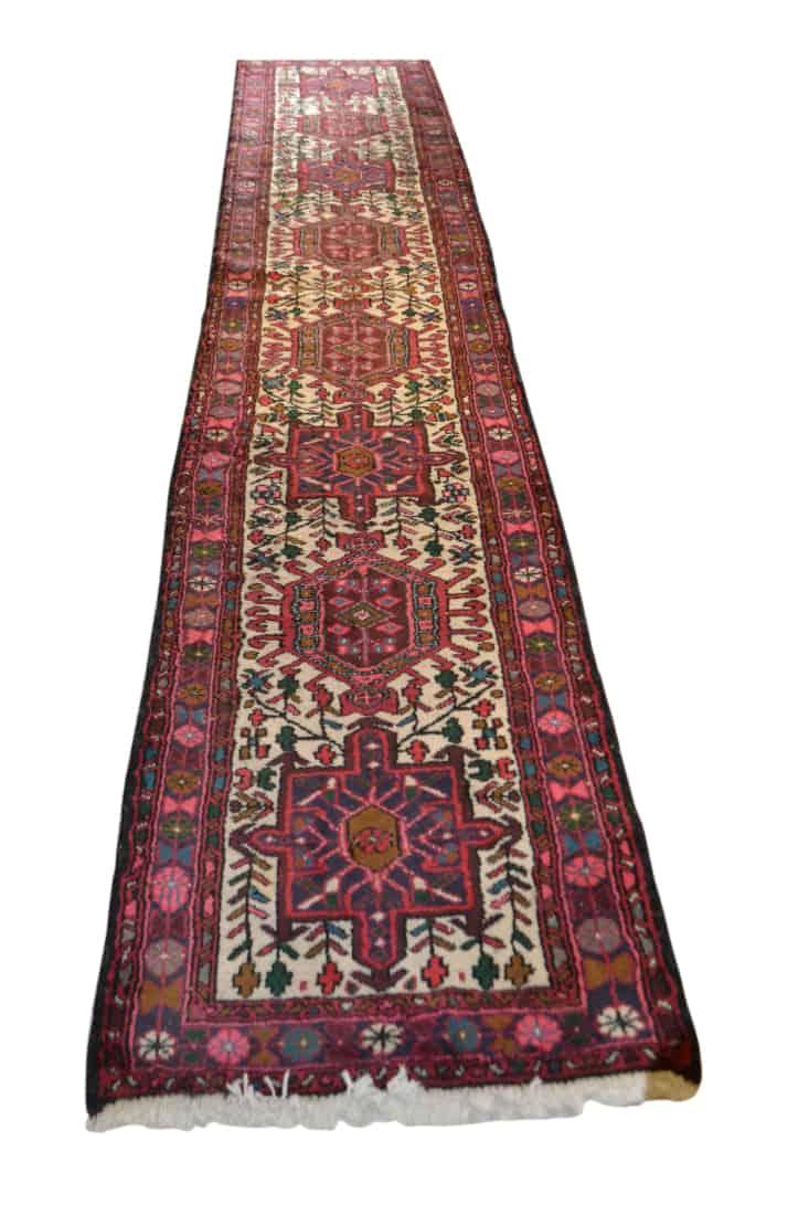 Beautiful Hand Woven Persian Runner Rug Very Fine