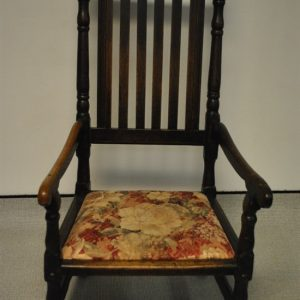 Single Antique Chair