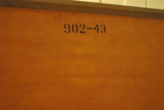 """Super Nice 6 Drawer Solid Cherry Wood Dresser,  Chest with Mirror 55"""" Wide"""