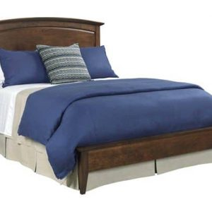 Floor Sample Kincaid Queen Gatherings Collection Arch Bed 44-2130H Retail $2500
