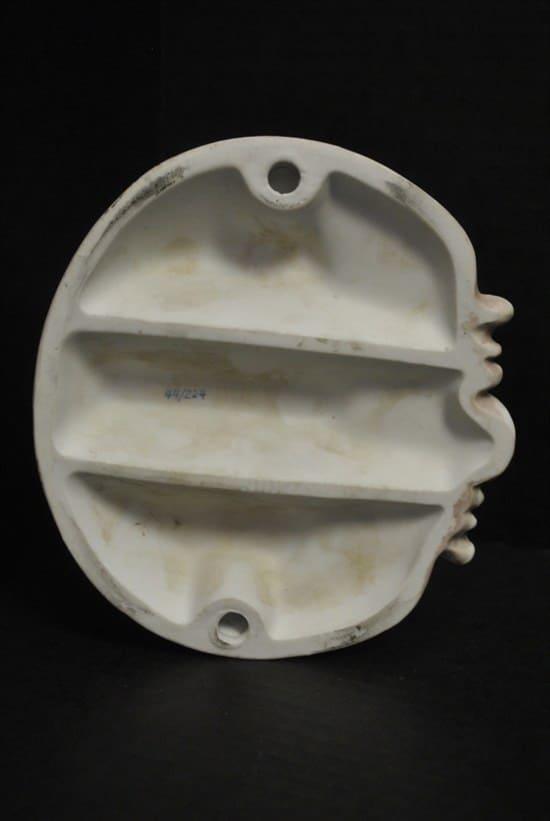 "Capodimonte Original Porcelain Figurine Signed "" VIP Secrets""  Pucci #44/224"
