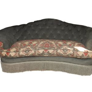 "Concave Sofa, Stylish, Deep, Comfy 91""W"