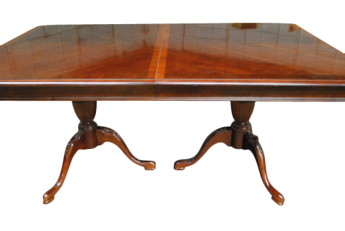Delicieux Beautiful Lexington Dining Table, Cherry, Double Pedestal, 8FT, PA5078    Aardvark Antiques
