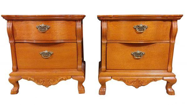 Oak Victorian Sampler