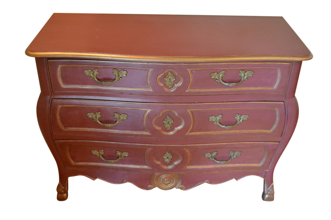 Wellington Hall Bombay Chest 3 Drawer Painted 33 Quot H